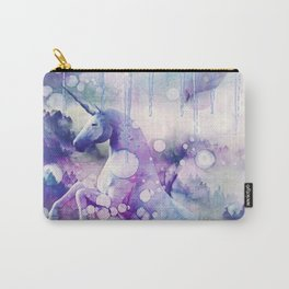 Unicorn dream b Carry-All Pouch