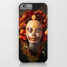 Pumpkin Harvest Muertita Slim Case iPhone 6s