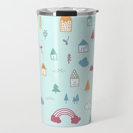 A PLACE BEYOND THE WOODS Travel Mug