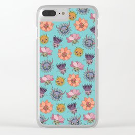 Wildflowers - Fresh Clear iPhone Case