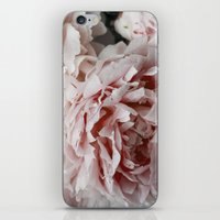 peonies iPhone & iPod Skins featuring Peonies  by Pure Nature Photos