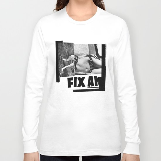 Temporary Fix Long Sleeve T-shirt