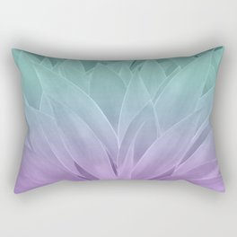 Agave Ocean Dream #2 #tropical #decor #art #society6 Rectangular Pillow