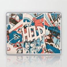 Save us. Laptop & iPad Skin