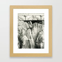 Curia Julia Framed Art Print
