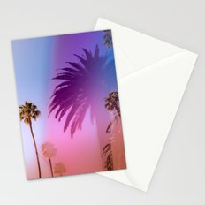 Sunshine and Palm Trees Stationery Cards