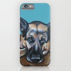 Merlin the German Shepherd Slim Case iPhone 6s