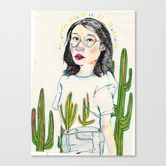 girl8 Canvas Print