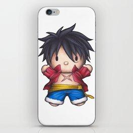 Hello Luffy iPhone Skin