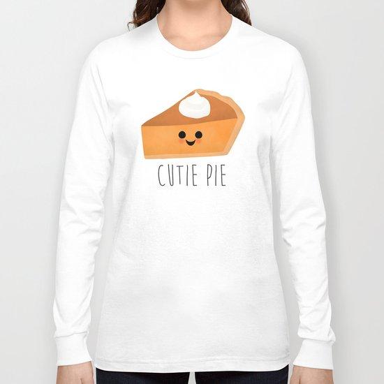 Cutie Pie Long Sleeve T-shirt