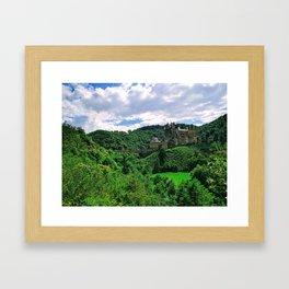 Eltz Framed Art Print