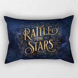 Rattle the Stars Night Rectangular Pillow