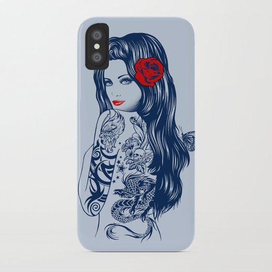 Tattoo Lolita iPhone Case