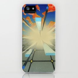 Projected Perspective iPhone Case