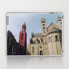 Colorful  Churches Laptop & iPad Skin
