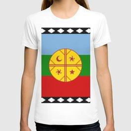 Flag of Mapuche T-shirt
