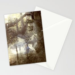 Fairys day off II Stationery Cards