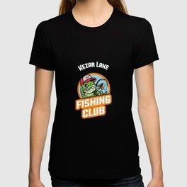 Kezar Lake FISHING CLUB T-shirt