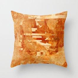Pajelança (Shamanism) Throw Pillow