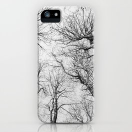 Routes To The Sky iPhone Case