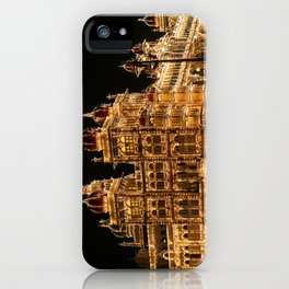 Mysore Palace on Dasara iPhone Case