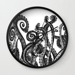 The Octopus World Wall Clock