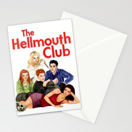 The Hellmouth Club Stationery Cards