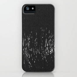 INTERFERENCES iPhone Case