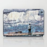 depression iPad Cases featuring Depression by Rothko
