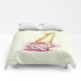 Summer's Gone Comforters