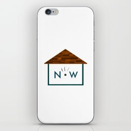 Be The Presence That is Now ! iPhone Skin