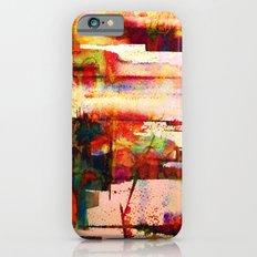 pink lake iPhone 6s Slim Case
