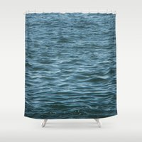 the cure Shower Curtains featuring The Cure by Pockets of Film