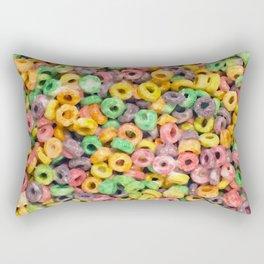 204 - Fruit loops and Marshmallows Rectangular Pillow