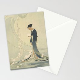 Spirit Of The Sea Stationery Cards