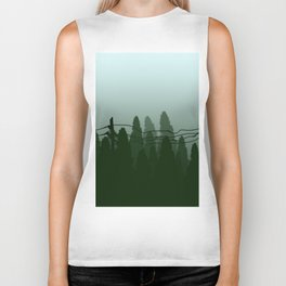 Whisper in the wind Biker Tank