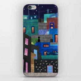 El Risco de Noche iPhone Skin