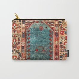 Kurdish East Anatolian Niche Rug Print Carry-All Pouch
