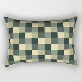 Camo Cubez Rectangular Pillow
