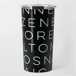 Bond Travel Mug