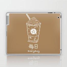 Iced Coffee (mainichi) Laptop & iPad Skin