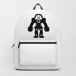 Giant Cartoon Robot Backpack