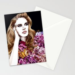 Tell me I'm your National Anthem Stationery Cards
