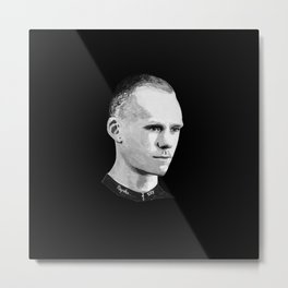Christopher Froome Metal Print