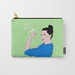 Long live Swan Queen! Carry-All Pouch