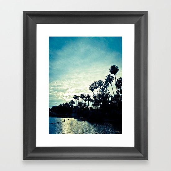 Echo Park Framed Art Print
