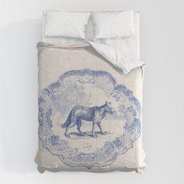 DelftWare Wolf Comforters