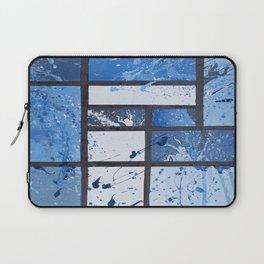 Movin with Pollock, Mondrian & Haring  Laptop Sleeve