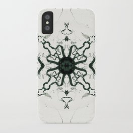 Irrational Logic #water iPhone Case
