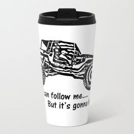 Follow Me Travel Mug